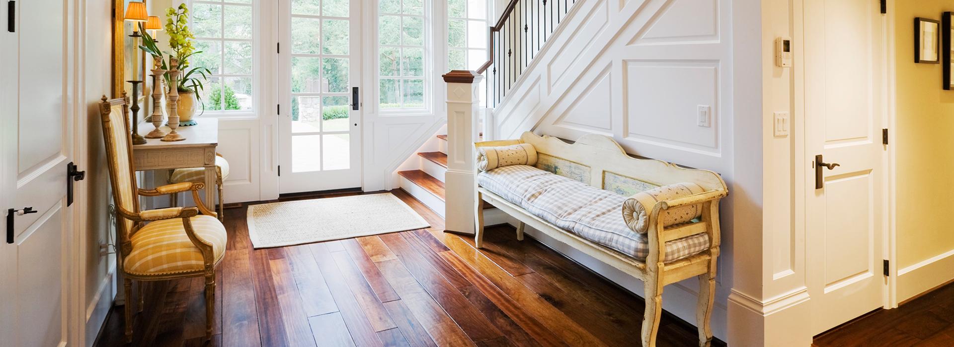 Foyer-Wooden-Floor